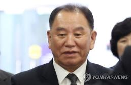 .Top N. Korean official en route to Washington: Yonhap.