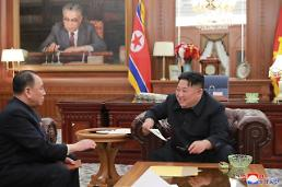 .Kim orders good technical preparations for summit with Trump: KCNA.