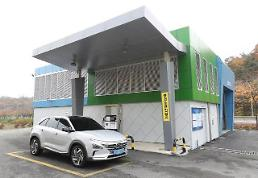 .National Assembly Building to house hydrogen fuel charging station to ease public safety concern.