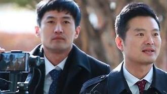 김태우, 고발인 신분으로 검찰 출석…휴대전화 감찰이 핵심