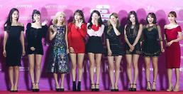 Girl band TWICE to come back in April with new album