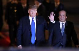 .[SUMMIT] Trump issues amicable advice, asks Kim to look at Vietnam  .