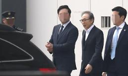 .Appeals court releases ex-president Lee Myung-bak on rare conditional bail .