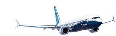 .S. Korea imposes flight ban by B737-Max planes in sovereign airspace.