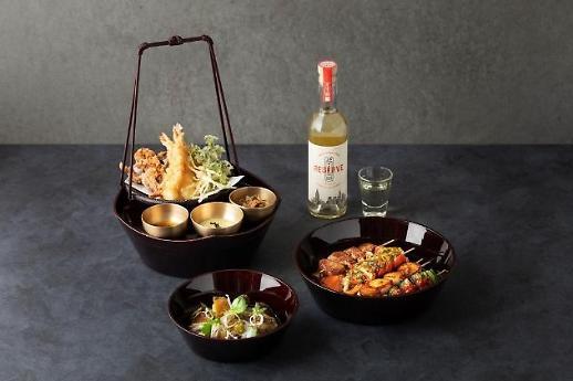 한식과 와인, 위스키 소주의 '어울림' 반얀트리 클럽 앤 스파 서울, 어울림 주(酒) 프로모션