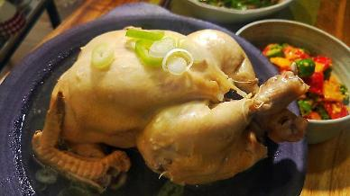 .Korean Samgyetang ginseng chicken soup approved for exports to UAE.