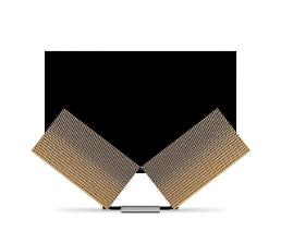 .LG collaborates with Bang & Olufsen to create premium OLED TV with butterfly-like speakers.