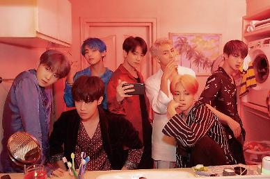 . BTS bound for No.1 on 200 albums chart: Billboard.