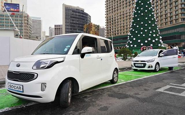 Mobility platform operator SoCar agrees to use Tesla's Model S for car-sharing service