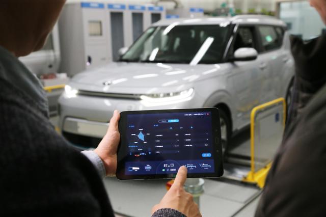Hyundai develops performance adjustment technology with smartphone app