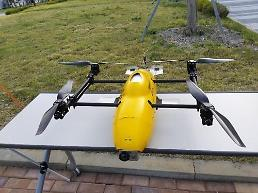 .State institute develops new drone capable of moving in air and water..