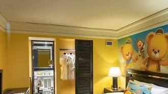 키캉스 고객 잡아라~국내 호텔업계, 키즈 패키지 판매