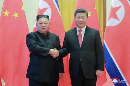 .Chinese leader demonstrates firm alliance with N. Korea ahead of G-20 meeting.