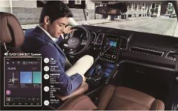 .Renault Samsung Motors releases AI-based infotainment system for SUV.