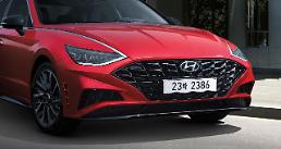 Hyundai releases turbocharged version of middle-sized sedan Sonata