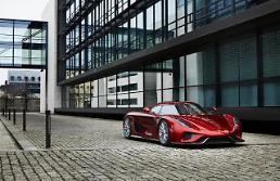 Bodyfriend partners with Swedish carmaker Koenigsegg to launch supercar brand in S. Korea