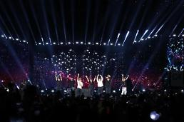 .K-pop band BTS Seoul concert to be live broadcast globally.