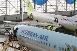 S. Korea grounds 13 B737 NG jets in emergency inspection to fix cracks