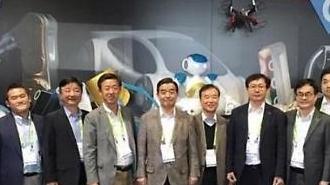 삼양 주요 경영진, 'CES 2019' 총출동…디지털 혁신 다짐