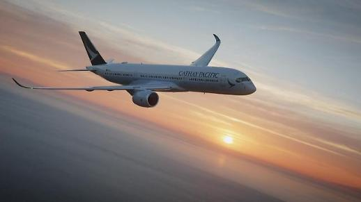 [NNA] 홍콩 캐세이패시픽, 올해 여객 수송 6%↑ 전망