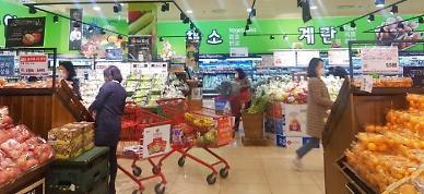 롯데마트, 이달 28일부터 내달 3일까지 우리 농산물 판매 촉진 행사