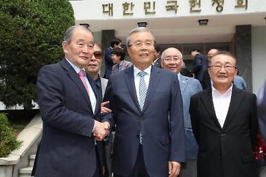 김종인, 與 국회의장 단독 선출에 의회 발전에 대단히 나쁜 선례