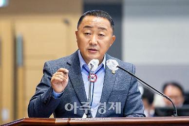 이재도 경북도의원, 환경오염물질 배출 철저히 단속해야
