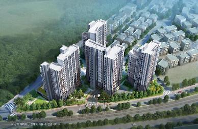일신건영, 양평 휴먼빌 센트럴 시티 7월 분양…총 248가구
