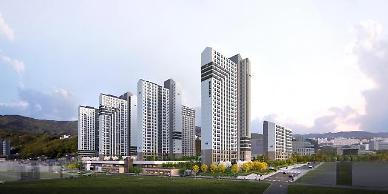 KCC건설 서광교 파크 스위첸 1순위 해당지역 평균 34대 1