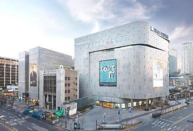 신세계百 영등포점, 36년 만에 타임스퀘어점으로 간판 바꾼다