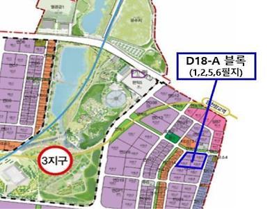 서울시, 마곡 R&D센터 민간사업자 공모…D18블록 2개 분할 순차 공급