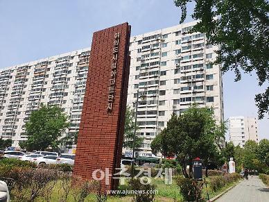 서울 재건축 줄줄이 신고가 행진…여의도 시범 61㎡, 12억 찍었다