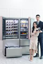 [슬기로운 가전생활] ①홈 와인족 증가에 와인셀러도 인기