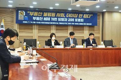 김현미 장관 그동안 세제 약했다…전문가들 지금도 의미없어