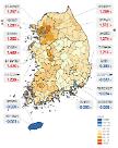 2분기 땅값 0.79%↑…1위는 지하철 호재 경기 하남