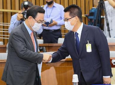 주호영 北 5억불 송금 문건 사인 똑같아…박지원 기억에 없다
