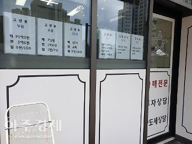 [르포]황금연휴 반납하고 전셋집 찾았지만 헛발질...송파 전세살다 2년만에 경기도로