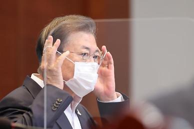 """종교·의료계에 '옐로카드' 꺼내든 文 """"결코 국민적 지지 못 받아""""(종합)"""