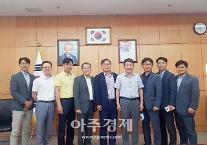 산둥한국식품기업협회, 주칭다오총영사관과 식품기업 발전 위한 자문단 결성