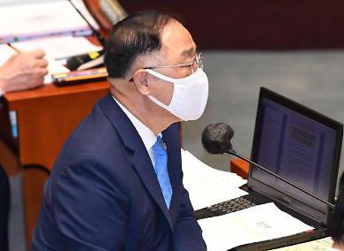 홍남기 자영업자·소상공인 추가 대책 마련 중