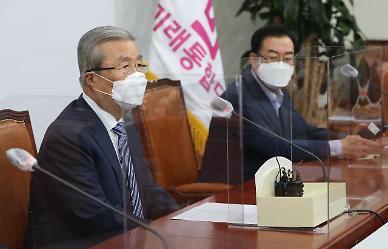 김종인, 안철수 서울시장 연대설에 우둔한 짓 안 한다