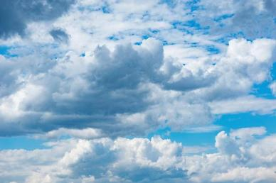 [내일날씨] 전국 구름 많고 선선…강원·전라 등 일부 지역 소나기