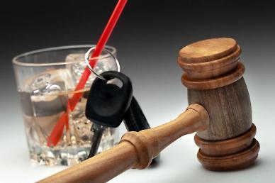 비틀비틀 음주운전, 내려서는 횡설수설…코로나19 이후 음주운전 증가세