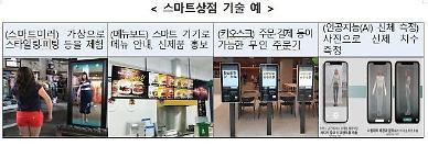 바리스타 로봇·무인 주문기 등 스마트 상가 육성 속도↑