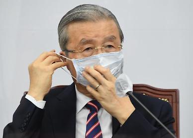 김종인 코로나19 검사수 너무 적다…진단키트 허용해야