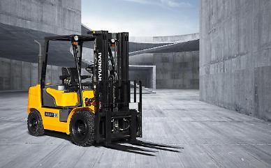 현대건설기계, 알제리서 산업차량 100여대 수주…신흥국 개발 시장 선도