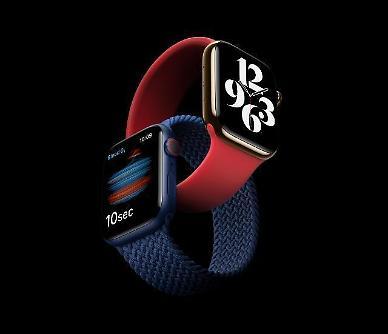 애플워치6·애플워치SE, 29일 국내 출시... 가로수길 애플스토어서 구매 가능