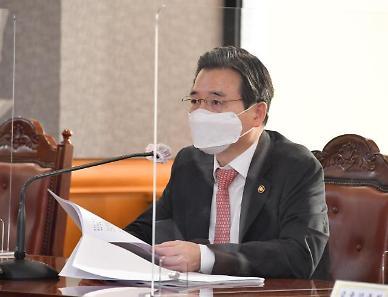 김용범 기재차관 가파른 환율 하락, 위안화 동조 현상 때문