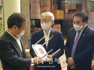 최기영 장관 서울시, 현행법 위반 해소 후 공공와이파이 사업 추진해야(종합)