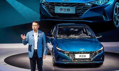 베이징 모터쇼 참가한 현대·기아차…신차·친환경차로 4분기 중국 반전 꾀한다